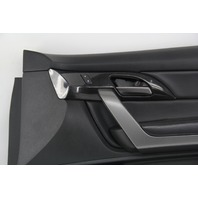 Acura MDX Front Door Panel Lining Right/Passenger Black 83501-STX-A12, 07 08 09