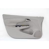 Honda Insight Door Panel Front Left, Cloth, Gray 83580-TM8-A03ZA OEM 2010