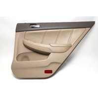 Honda Accord Sedan 03-07 Door Panel Trim Rear Right Tan 83700-SDC-A31ZD 2003, 2004, 2005, 2006, 2007