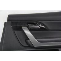 Acura MDX Rear Door Panel Lining Right/Passenger Black 83731-STX-A02 OEM 07-09