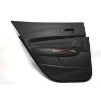 Acura TLX Rear Left/Driver Door Panel Black 83751-TZ3-A01 OEM 15-17 A929 2015, 2016, 2017