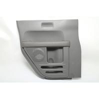 Honda Element Door Panel Trim Rear Left/Driver Grey 83784-SCV-A21ZC OEM 09-11 A930 2009, 2010, 2011