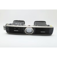 Lexus RC300 Instrument Center A/C Air Vent Clock Black 83910-24051 OEM 16-19 A918 2016, 2017, 2018, 2019