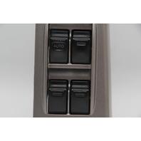 Toyota Prius 04-09 Master Power Window Switch, Left/Driver 84820-47050 2004-2009