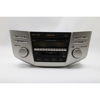 Lexus RX400H CD Disc Player AM/FM Radio Receiver 86120-48A30 07-08 A912 2007, 2008
