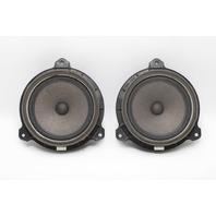 Toyota 4Runner Door Radio Audio Speaker, Rear Left/Right Set 86160-0W620 OEM A971 03-09 2003, 2004, 2005, 2006, 2007, 2008, 2009