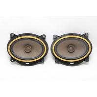 Toyota 4Runner Door Radio Audio Speaker Set (2), Front, 86160-22A00 OEM A971 05-14 2005, 2006, 2007, 2008, 2009, 2010, 2011, 2012, 2013, 2014