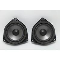 Lexus RC300 Rear Audio Speaker Left/Right Set 86160-33820 16-20 A918 2016, 2017, 2018, 2019, 2020