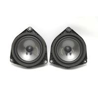 Scion iM Front Door Radio Speaker Left/Right Set 86160-78060 OEM 16-18 A928 2016, 2017, 2018