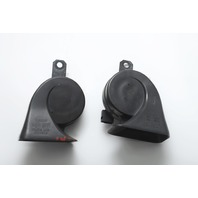 Lexus RX400H High/Low Tone Pitched Horn Assembly Set (2)  OEM 06-08 A912 2006, 2007, 2008