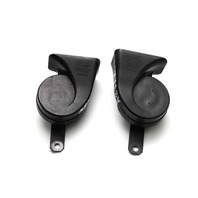 Lexus ES350 High/Low Tone Pitched Horn Assembly Set (2)  OEM 2007-2012