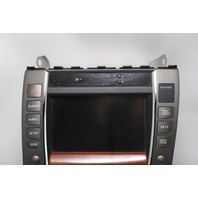 Lexus ES350 Stereo Radio Climate Control Hazard CD Player 10-12 86805-53242 OEM A927 2010, 2011, 2012