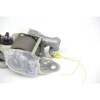 Infiniti G37 Coupe Seat Belt Seatbelt Front Left/Driver Gray 86885-JK65C, 08-10