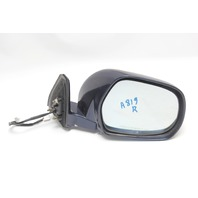 Toyota 4Runner 03-05, Side View Mirror Right, W/ Heat, Blue, 87910-35630-J0 OEM