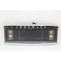 Infiniti QX56 Back Up Light Lamp Trunk Lid Garnish Open 90812-7S610 OEM 04-10