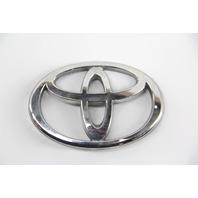 Toyota 4Runner Trunk Lid Liftgate Tailgate Back Door Trunk Logo Emblem OEM 03-09