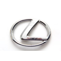 Lexus ES350 Rear Trunk Lid Lift Gate Symbol Emblem 90975-02084 OEM 07-12