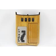 Infiniti QX56 Shifter Shift Shifter Bezel Trim Cup Holder 96915-7S600 OEM 04-08
