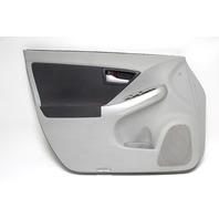 Toyota Prius Door Panel Trim Lining Front Left Driver Gray Cloth OEM 10 11 12