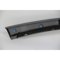 Infiniti G37 Coupe 08-13 Left Pillar Molding Trim Garnish Charcoal 76837JL00A