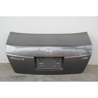 Honda Accord Sedan 08 09 10 Trunk Deck Luggage Lid Gray/Grey/Charcoal OEM