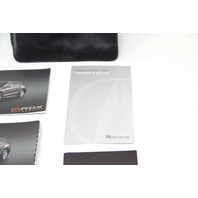 Acura RDX 2013 Owner's Manual Information Guide Maintenance Booklet Pamphlet Case