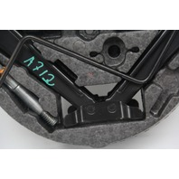 Saab 9-3 08-12 Spare Jack Tire Holder Tool Holder W/Tools Factory OEM 2008, 2009, 2010, 2011, 2012