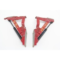 Mazda RX-8 RX8 Truck Hinge Left/Right 2 Piece Set Kit Red OEM 04-08