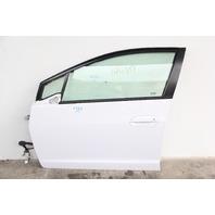 Honda Insight Front Door Left/Driver White 67050-TM8-A90 OEM 10 11 12 13 14