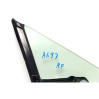 Scion FR-S Subaru BRZ 13-15 Door Vent Window Glass Front Right/Pass. SU003-G0022