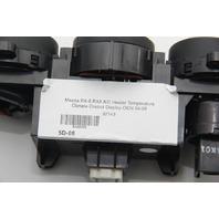 Mazda RX-8 RX8 A/C Heater Temperature Climate Control Display OEM  04-08