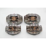 Infiniti M37 S Brake Caliper Akebono Set Front/Rear Left/Right OEM 11 12 13 2011