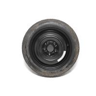 Honda CR-Z CRZ, Spare Tire Wheel Dunlop T135/80D15 OEM 42700-SNA-A51 A917