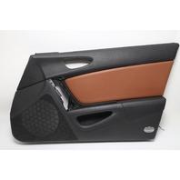 Mazda RX-8 RX8 Door Panel Lining Front Right/Passenger Orange/Black 04-08 A876 2004, 2005, 2006, 2007, 2008