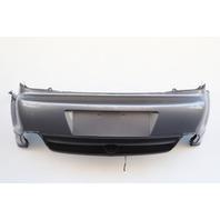 Mazda RX8 Rear Bumper Cover Assembly, Grey 04-08 A876 2004, 2005, 2006, 2007, 2008