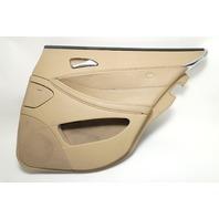 Mercedes Benz CLS500 Rear Right/Passenger Door Panel Tan OEM 06 2006
