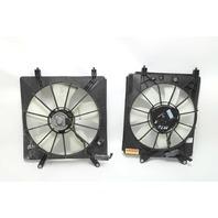 Honda Element Radiator/Condenser Cooling Fan w/Motor Shroud Set 07-11 A930 2007, 2008, 2009, 2010, 2011
