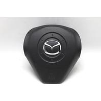 Mazda RX-8 RX8 Driver Air Wheel Bag Black F151-57-K00E-02 OEM 04-08 2004, 2005, 2006, 2007, 2008