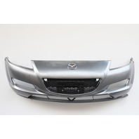 Mazda RX8 RX-8 Front Bumper Cover Grey ONLY F1515003XAAA OEM 04-08 A859 2004, 2005, 2006, 2007, 2008