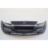 Mazda RX8 RX-8 Front Bumper Cover Grey ONLY F1515003XAAA OEM 04-08 A874