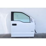 Ford F-150 Front Door Assembly Right/Passenger Electric White OEM 2015 2016 2017