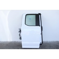 Ford F-150 SuperCab Rear Door Assembly Right/Passenger White OEM 2015-2017