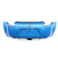 Nissan 370z Coupe Rear Bumper Cover Blue HEM22-1EA0H 09-13 A926 2009, 2010, 2011, 2012, 2013