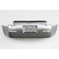 Nissan 350Z 03-09 Rear, Bumper Face Cover, Grey HEM22-CF41H A935 2003, 2004, 2005, 2006, 2007, 2008, 2009