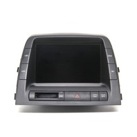 Toyota Prius 06-09 Climate Control Information Display Screen 86110-47230