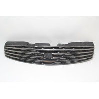 Infiniti G35 Coupe Front Bumper Grill Grille Black/Chrome 62070-AM800 OEM 03-07