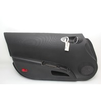 Nissan 350Z Door Panel Lining Left/Driver Side Black 80901-CD000 OEM 03-05