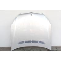 Mercedes Benz CLS500 Engine Hood Bonnet Assembly Silver 2198800357 OEM 06