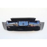 Nissan 350Z Convertible 03-09 Rear, Bumper Face Cover, Blue HEM22-CF41H