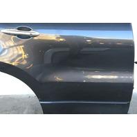 Acura RDX 07-12 Rear Right/Passenger Side Door Grey/Gray OEM 67510-STK-A90ZZ